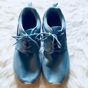 brand new 4845b 03e68 buy nike roshe baby blue 9764f 75e74